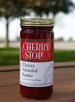 Cherry Almond Butter