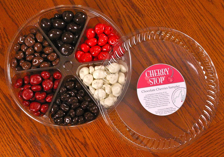 Chocolate Cherries Sampler