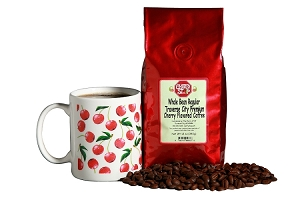 Premium Cherry Coffee