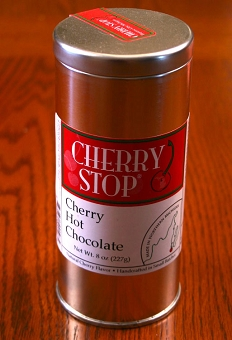 Cherry Hot Chocolate