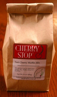 Tart Cherry Muffin Mix