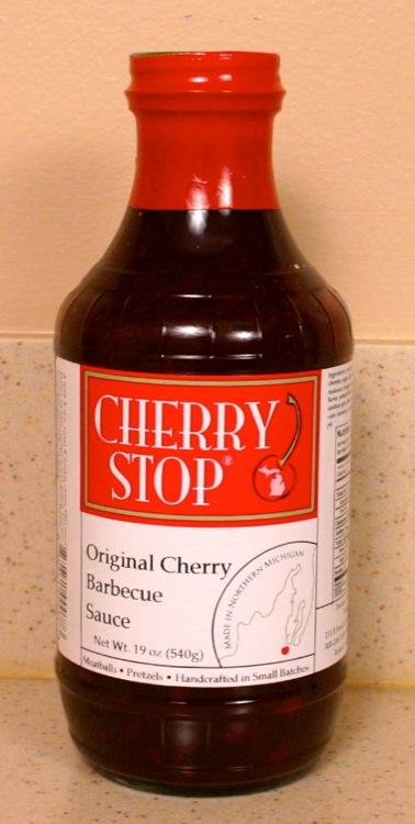 Original Cherry BBQ Sauce