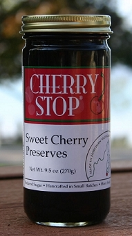 Sweet Cherry Preserves