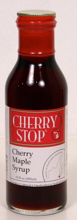 Cherry Maple Syrup